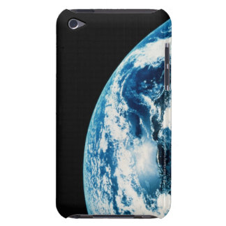 View of Earth in Space iPod Touch Covers