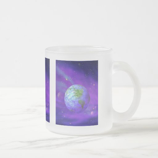 View of Earth Coffee Mug
