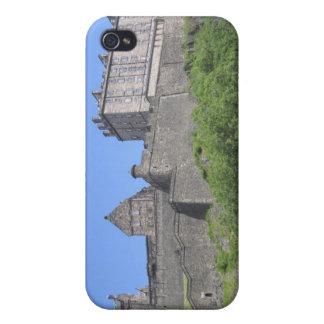 View of Edinburgh Castle, Edinburgh, Scotland, 3 Case For The iPhone 4