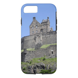 View of Edinburgh Castle, Edinburgh, Scotland, iPhone 8/7 Case