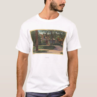 View of Eleanor Powell's Residence T-Shirt