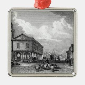View of Faversham, Kent, 1832 Christmas Ornament