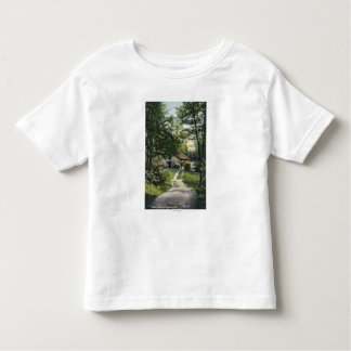 View of Fiddlers Green Toddler T-Shirt