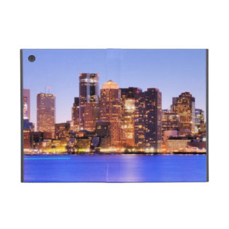 View of Financial District of downtown Boston Cover For iPad Mini