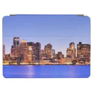 View of Financial District of downtown Boston iPad Air Cover