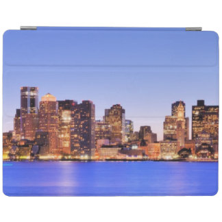 View of Financial District of downtown Boston iPad Cover