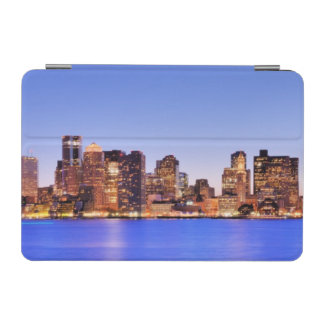 View of Financial District of downtown Boston iPad Mini Cover