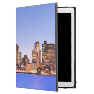 """View of Financial District of downtown Boston iPad Pro 12.9"""" Case"""