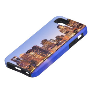 View of Financial District of downtown Boston iPhone 5 Covers