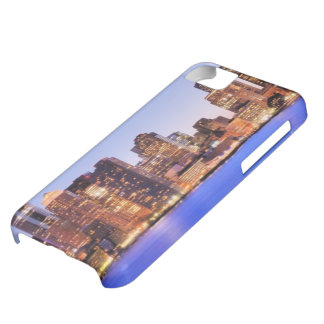 View of Financial District of downtown Boston iPhone 5C Case