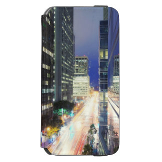 View of financial district office buildings incipio watson™ iPhone 6 wallet case