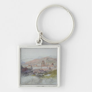 View of Florence, 1837-39 Key Ring