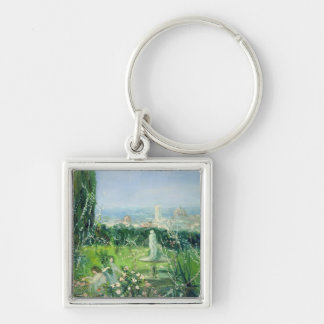 View of Florence, c.1909 Key Chain