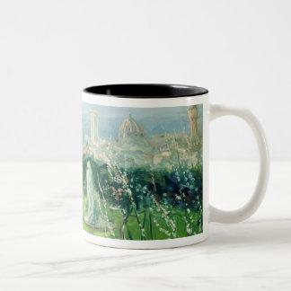 View of Florence, c.1909 Mug