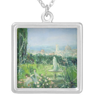 View of Florence, c.1909 Custom Jewelry