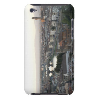view of Florence from overlook of city showing iPod Touch Case-Mate Case