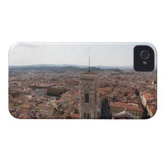 View of Florence from the top of the Duomo Santa iPhone 4 Case-Mate Cases
