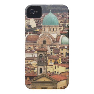 View of Florence, Italy from Piazza iPhone 4 Case-Mate Case