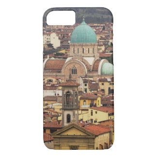 View of Florence, Italy from Piazza iPhone 7 Case