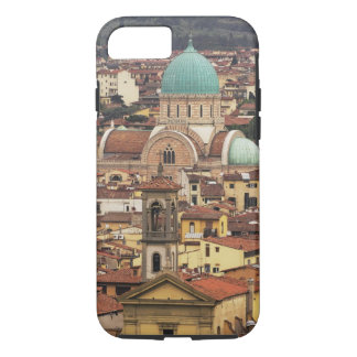 View of Florence, Italy from Piazza iPhone 8/7 Case