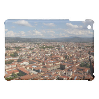 View of Florence, Italy from the top of the 2 iPad Mini Cover
