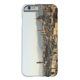 view of florence with Arno River, Duomo, Ponte Barely There iPhone 6 Case