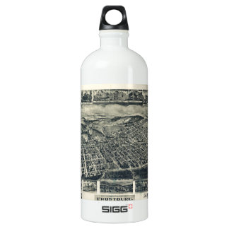 View of Frostburg Maryland by T.M. Fowler (1905) SIGG Traveller 1.0L Water Bottle