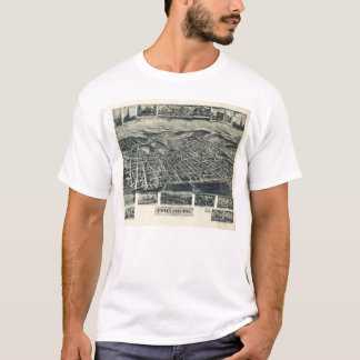 View of Frostburg Maryland by T.M. Fowler (1905) T-Shirt