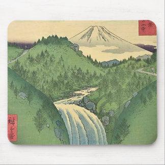 View of Fuji 22 Mousepad 36