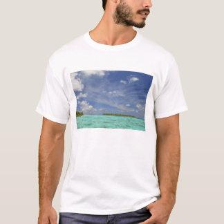 View of Funadoo Island from Funadovilligilli 3 T-Shirt