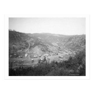 View of Galena, South Dakota Photograph Postcard