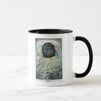 View of General Ossipumphnoferu Mummy Mug