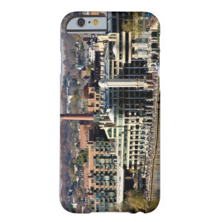 View of Georgetown and Waterfront-Washington DC Barely There iPhone 6 Case