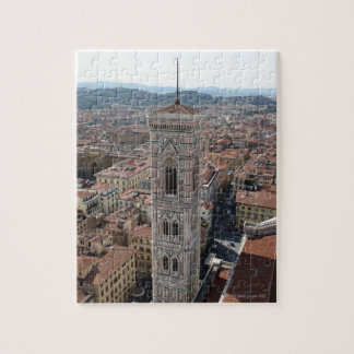 View of Giotto's Bell Tower (Campanile di Jigsaw Puzzle