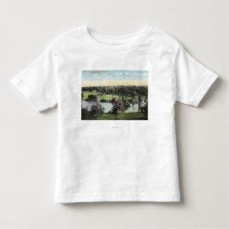 View of Green Hill Park Toddler T-Shirt