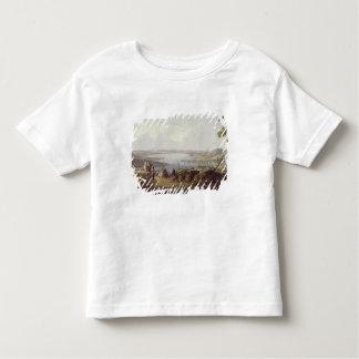 View of Greenock, Scotland Shirt
