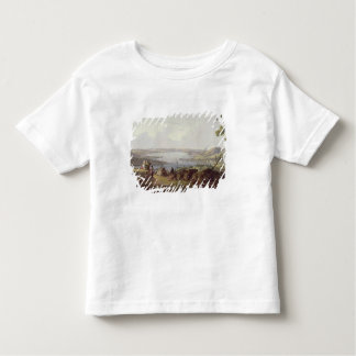 View of Greenock, Scotland Toddler T-Shirt