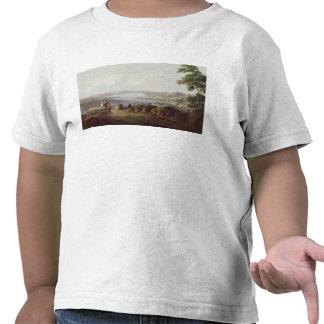View of Greenock, Scotland Tee Shirt