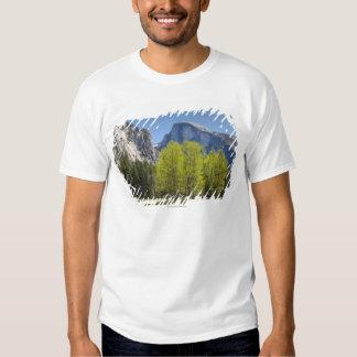 View of Half Dome Tshirts