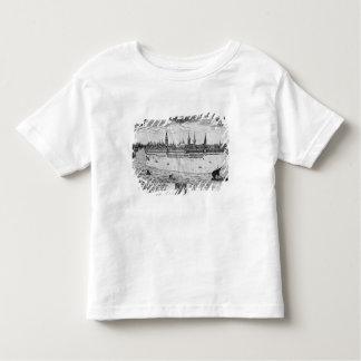 View of Hamburg Toddler T-Shirt