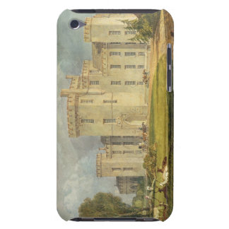 View of Hampton Court from the North-west, c.1806 iPod Touch Case-Mate Case