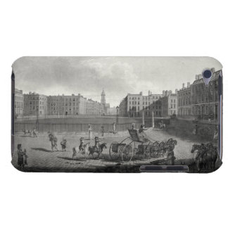 View of Hanover Square, engraved by Robert Pollard iPod Touch Cover