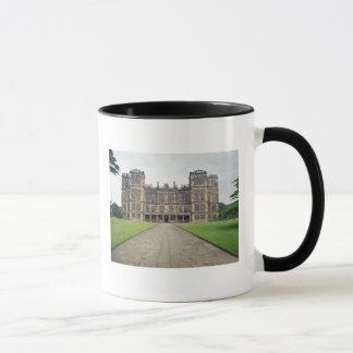 View of Hardwick Hall Mug