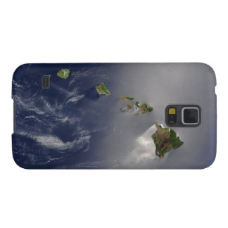 View of Hawaii from Space Case For Galaxy S5