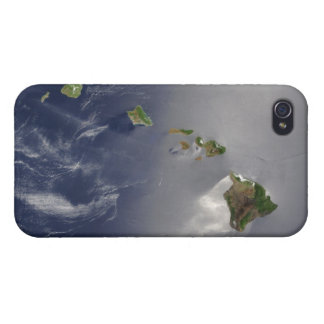View of Hawaii from Space iPhone 4/4S Case