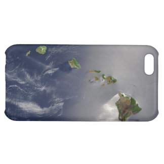 View of Hawaii from Space Case For iPhone 5C