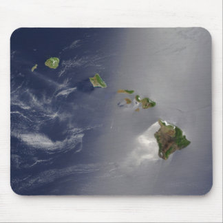 View of Hawaii from Space Mouse Mat