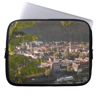 View of Heidelberg's Old Town Laptop Sleeve
