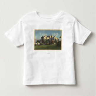 View of Herbert Hoover's Home, Stanford U. Toddler T-Shirt