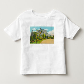 View of Hoover's Home, Stanford U Campus Toddler T-Shirt